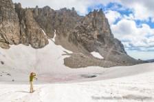 Isabelle Glacier - Roosevelt National Forest