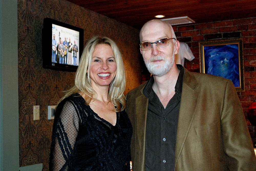 dan and vonda after the show