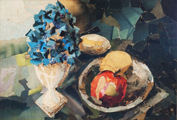 Collage Still Life