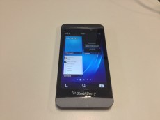 Blackberry Z10 multi tache