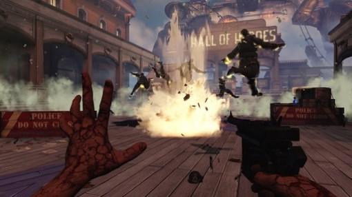 Bioshock infinite pouvoir