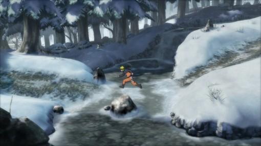 Mode aventure Naruto Storm 3