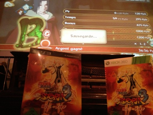 Editions collectors Naruto Storm 3