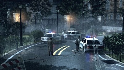 The evil within police