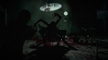 The evil within patient
