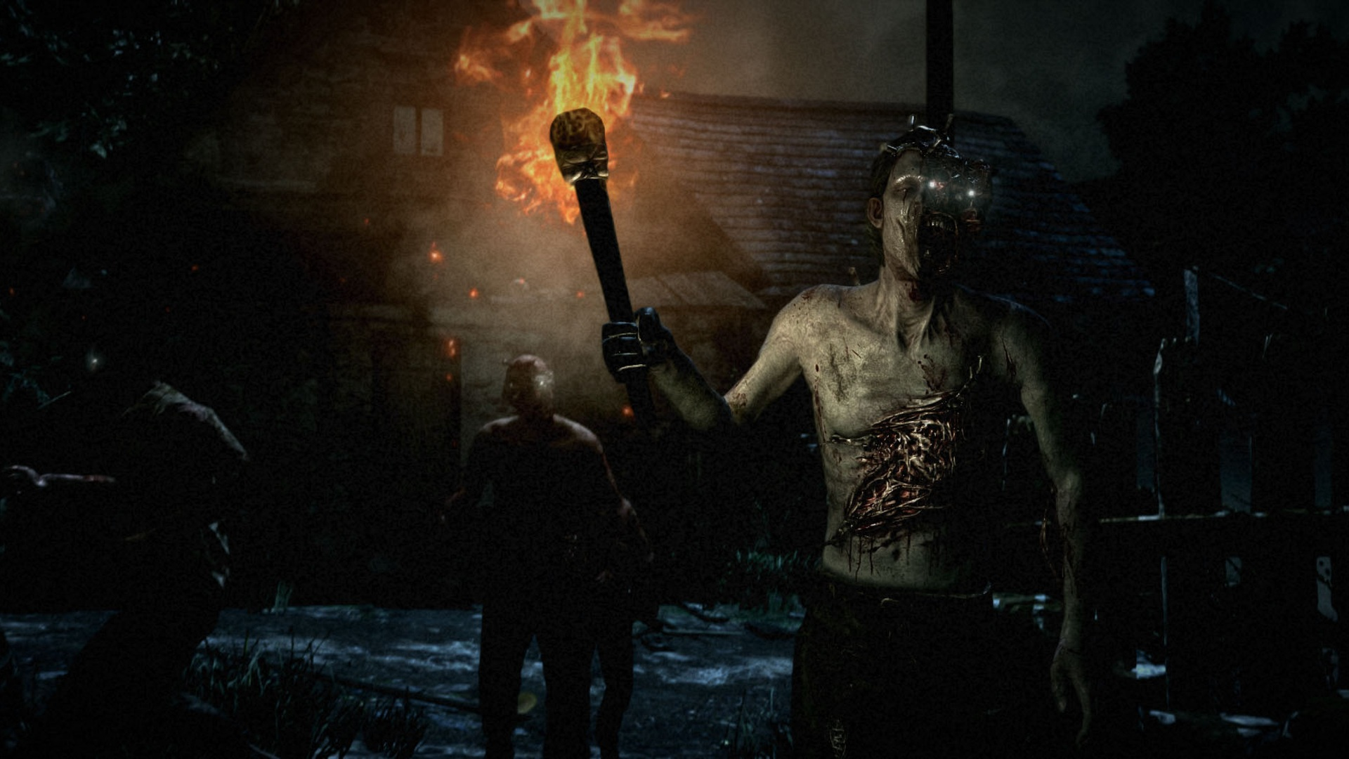 The evil within village