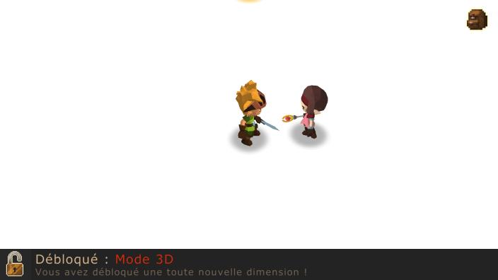 Evoland 3D
