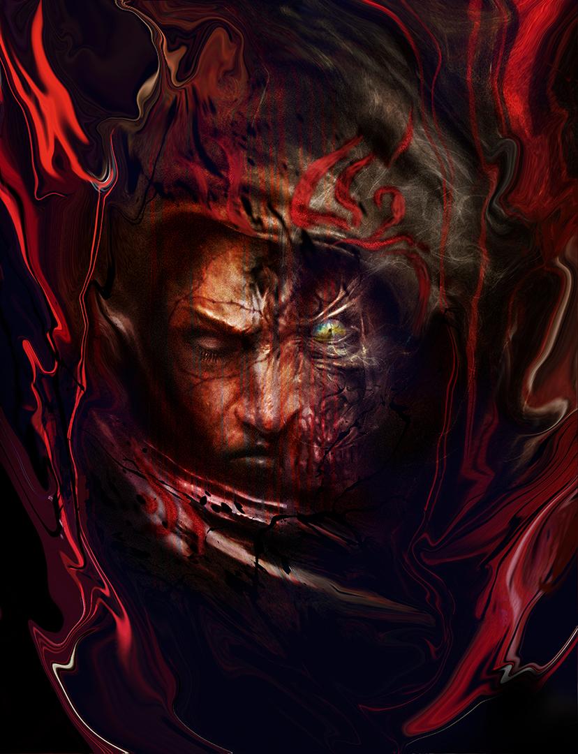 Soul Sacrifice artwork 2