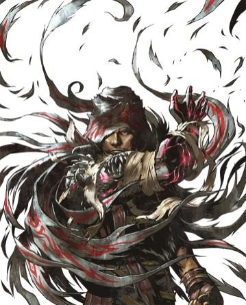 Soul Sacrifice artwork 3