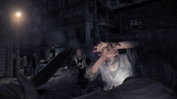 Dying light nuit