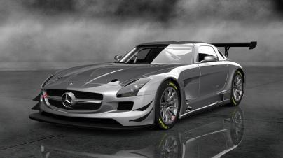 GT6 Mercedes