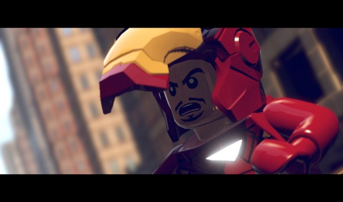 LEGO Marvel SH Iron Man
