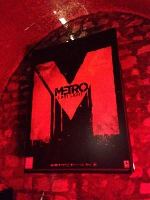 Metro Last Light s'affiche à sa soirée de lancement