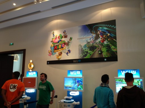 Super Mario 3D World event nintendo E3