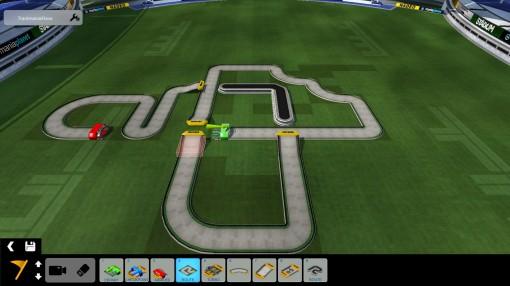 Trackmania 2 Stadium Editeur de circuit