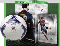 Edition collector FIFA 14