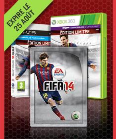 FIFA 14 Edition Limitée