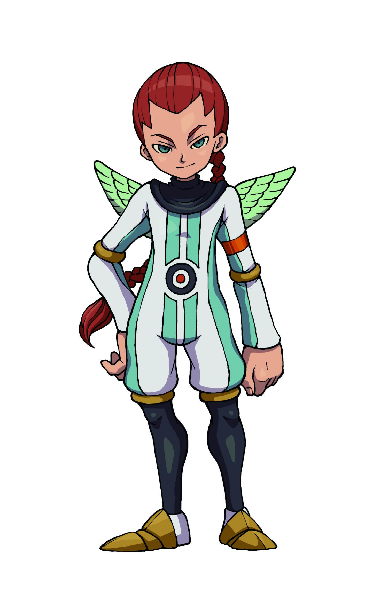 Inazuma eleven 3 3DS Boss Foudre céleste