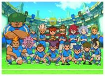 Inazuma eleven 3 3DS équipe Raymon