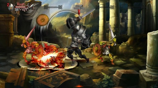 Dragon's Crown Gameplay