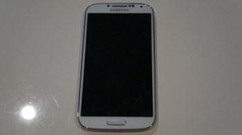 Samsung Galaxy S4 Face