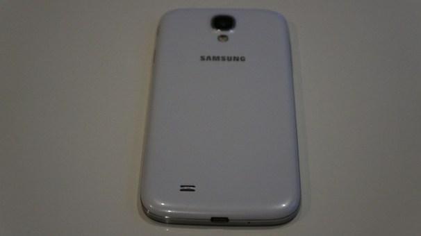 Samsung Galaxy S4 dos