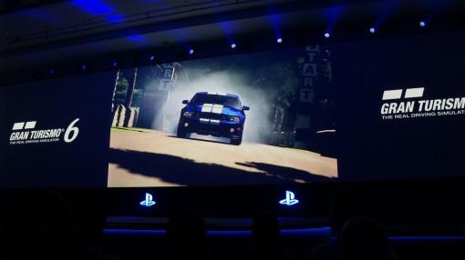 GT6 PS3 Gamescom