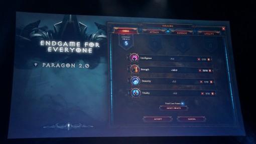 Reaper of Souls Paragon stats 2.0