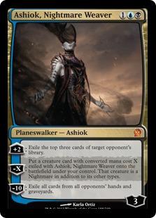 Ashiok Nightmare Weaver