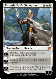 Elspeth Sun's Champion