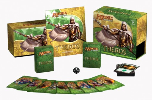 magic theros produits