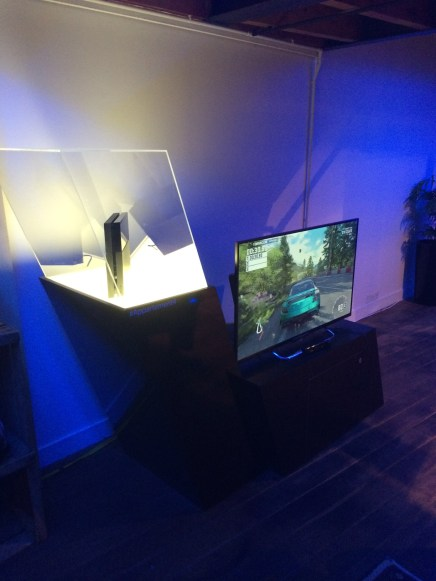 Appartement 4 Sony PS4 Driveclub & PS4