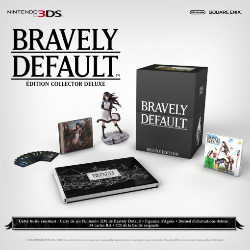 Bravely Default Edition Collector Deluxe