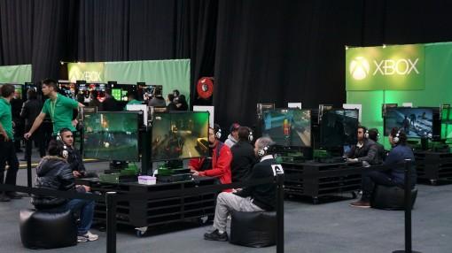 Xbox one tour Dead Rising