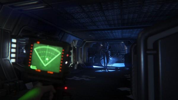Alien Isolation screenshot
