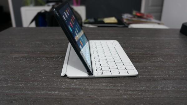 Logitech Ultrathin Keyboard Mini profil
