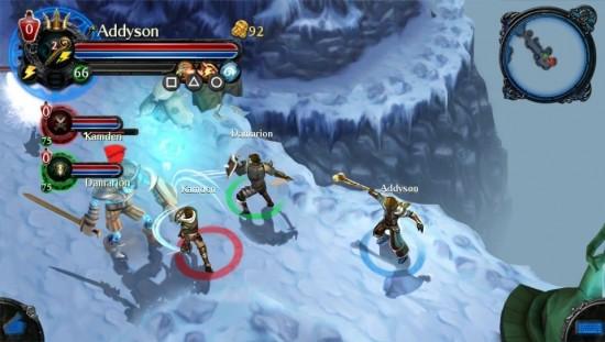 Dungeon Hunter Alliance gameplay 2