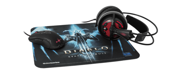 Steelseries Siablo 3 Reaper of souls