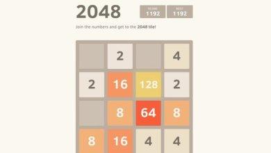 Photo of 2048, 2048 mille raisons d'y jouer