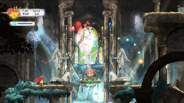 Child of light cathedrale