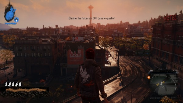 inFAMOUS™ Second Son_Seattle à l'aube