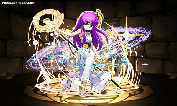 Athena Puzzle and Dragons