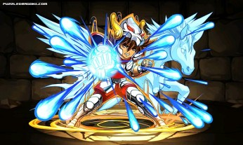 Seiya Puzzle and Dragons