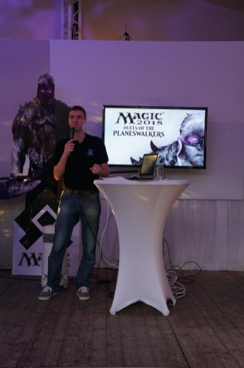 Présentation Magic 2015