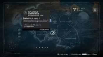Destiny - modes de jeu