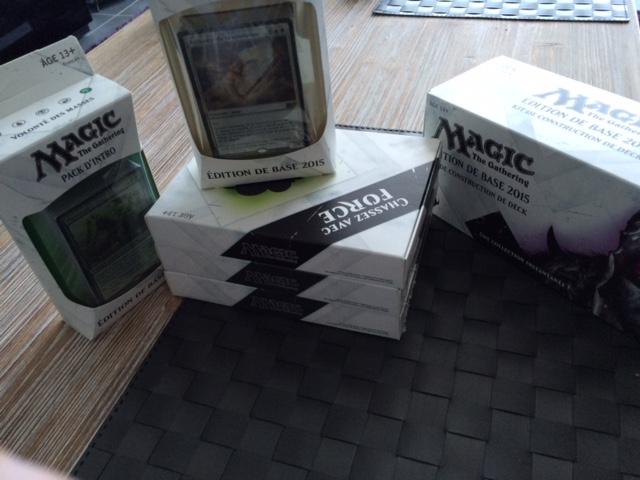 Pack MTG 2015