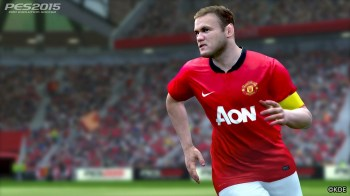 PES 2015 Rooney