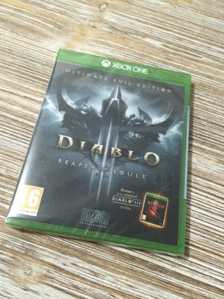 Diablo 3 Reaper of Souls Xbox One