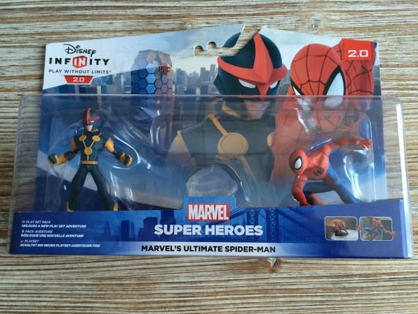 Disney Infinity 2.0 - Pack Aventure Ultimate Spider-Man  Marvel Super Heroes