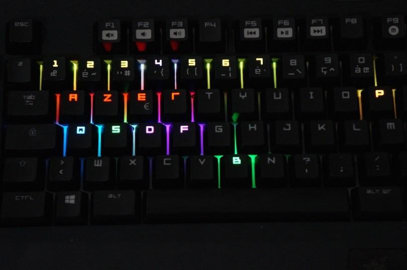 Razer BlackWidow Ultimate Chroma Backlight